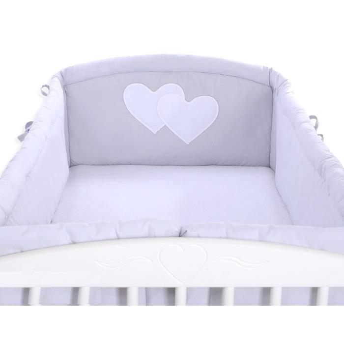 tour de lit complet