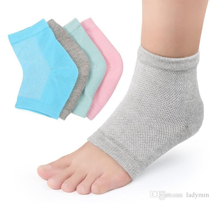 chaussettes hydratation pieds