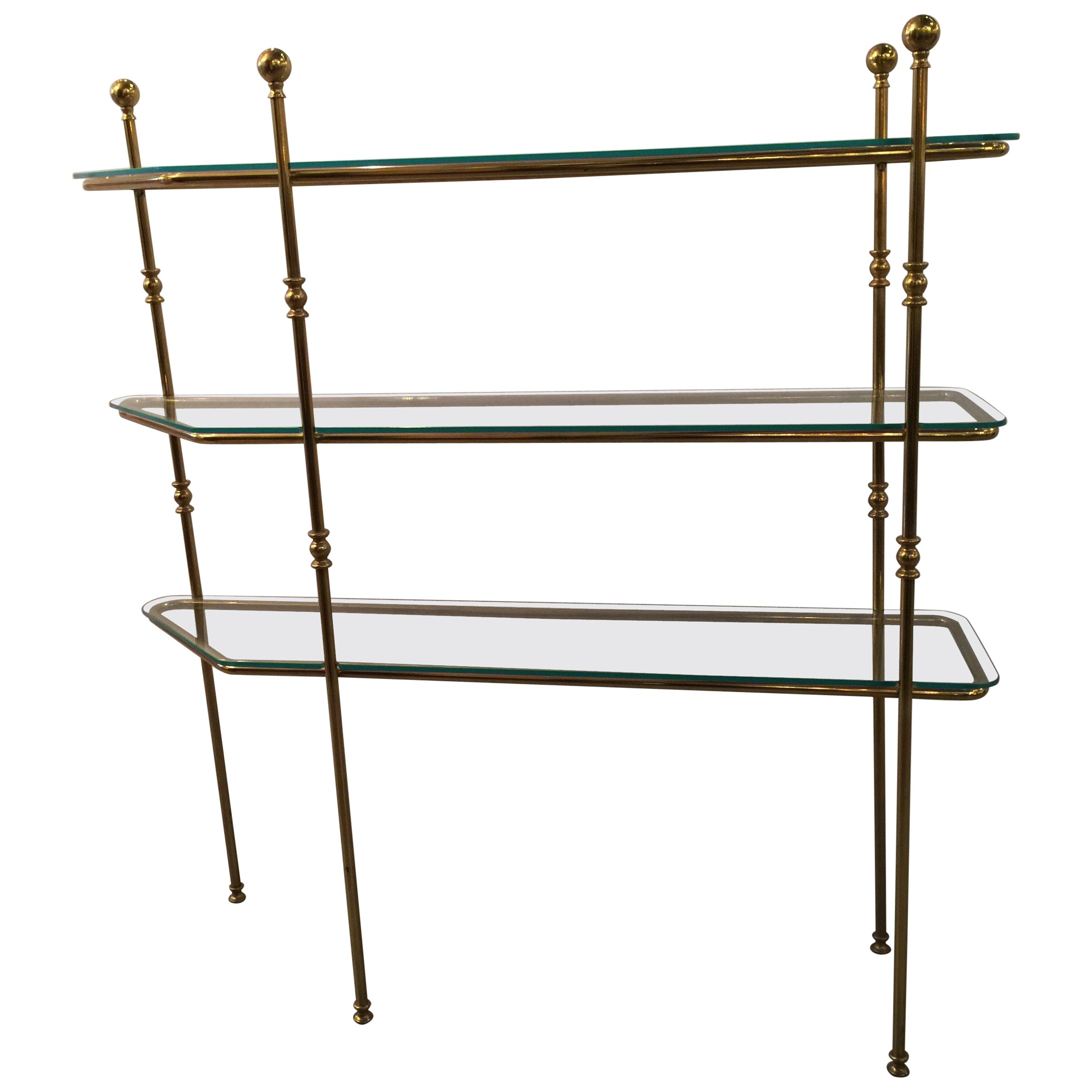 console etagere