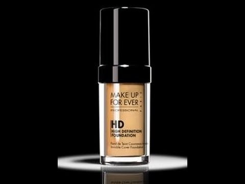 fond de teint make up forever hd