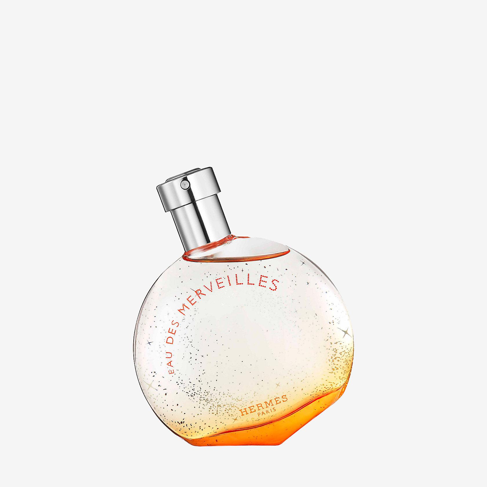 hermes eau des merveilles eau de parfum