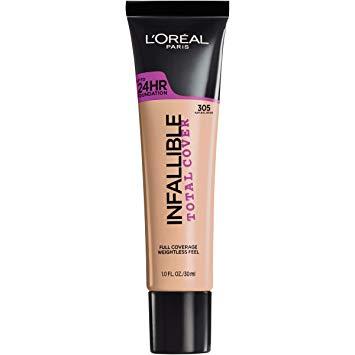 l oréal infaillible total cover