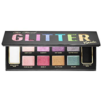 too faced glitter